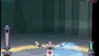 Megaman Legends P31 Juno Battle