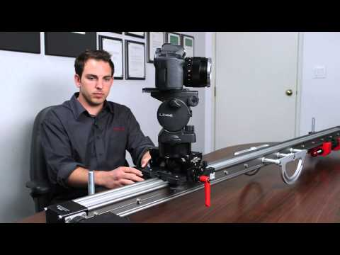 Instructional Video: DC Slider Motion Control | Matthews Studio Equipment