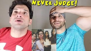 Don't Judge Me CHALLENGE INDIA Edition [REACTION]