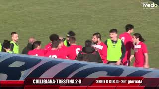 Serie D Girone D Colligiana-Trestina 2-0