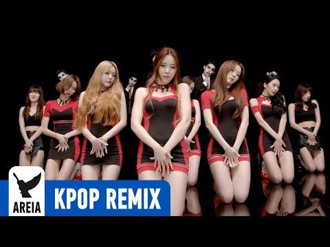 Dalshabet - Joker | Areia Kpop Remix #181