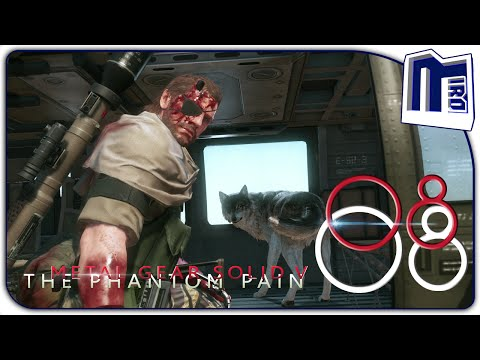 METAL GEAR SOLID 5 THE PHANTOM PAIN [08] ► DD und Quiet als Begleiter