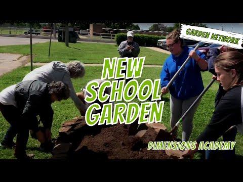 Dimensions Academy Gets A Garden