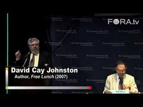A Moral Argument for Progressive Taxes - David Cay Johnston