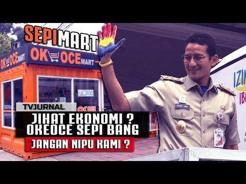 OKE OCE/Sepi Mart , Sandi Koar - koar Jihad Ekonomi Indonesia ! Ketawain Aja