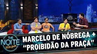 """The Noite (28/05/15) - Entrevista Marcelo de Nóbrega e o elenco do """"Proibidão da Praça"""""""