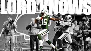 "Brandon Marshall || ""Lord Knows"" ᴴᴰ || 2015 Jets Highlights"