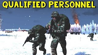 Qualified Personnel | ArmA 3