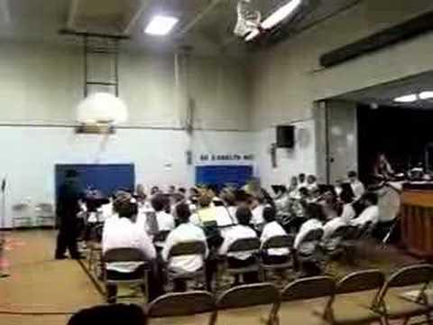 2008 spring concert stenwood elementary school