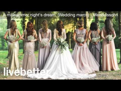 Klassische Musik Lieder für Hochzeiten Hochzeiten, romantische Hochzeitsmarsch, Hochzeitswalzer