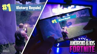 How To Play Fortnite Battle Royale on iOS & Android! (Fortnite on Android & iOS Devices) iPh