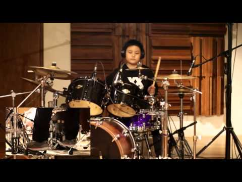 Pull Me Under (Dream Theatre) - Drum Cover - Edward (12 Years Old)