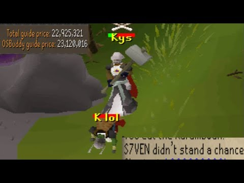 PK someone and greet them in Lumbridge [TYC 74]
