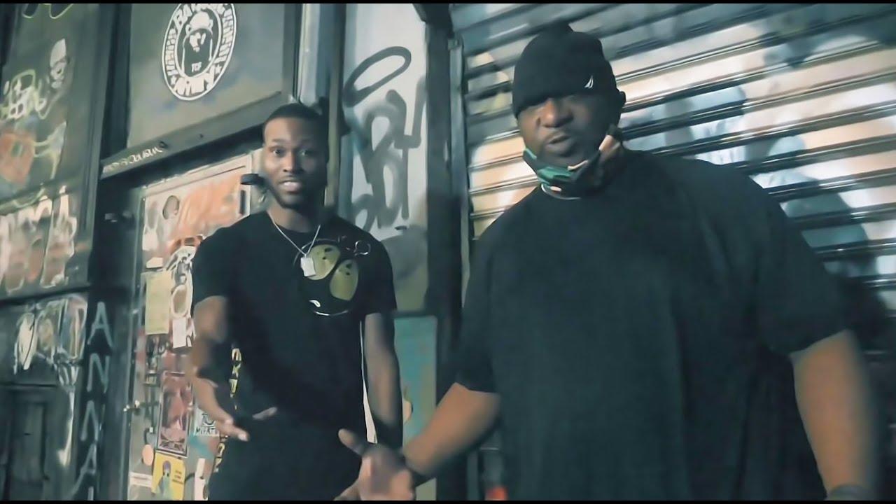 Frank Cook x Cory Gunz x Kool G Rap x Norm Bates - On The Sidewalk 2 (2020 New Official Music Video)
