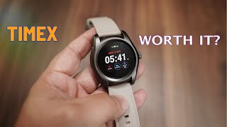Timex iConnect Smartwatch for Rs. 9,500 (approx)