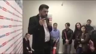 Открытие штаба Навального в Воронеже (07.04.2017)