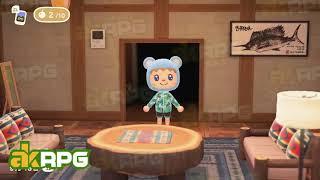 Acnh Japanese Inspired Cottagecore Living Room Best Animal Crossing Room Design Ideas