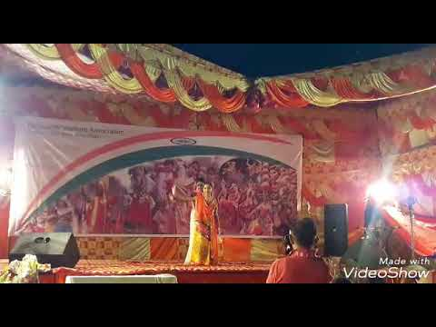 Dance Performance On Woh Kisna Hai By Shrishti Janvi And Lakshay