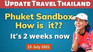 How is Phuket Sandbox now