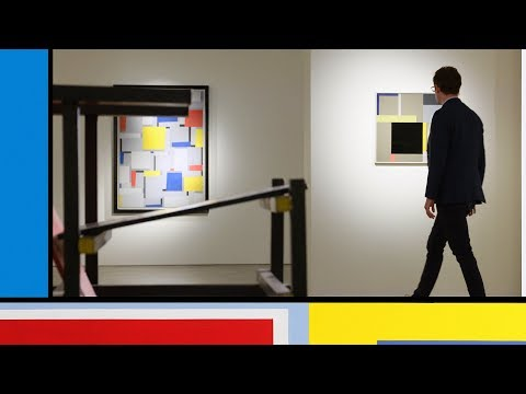 Abstract Ideas: 100 Years of De Stijl