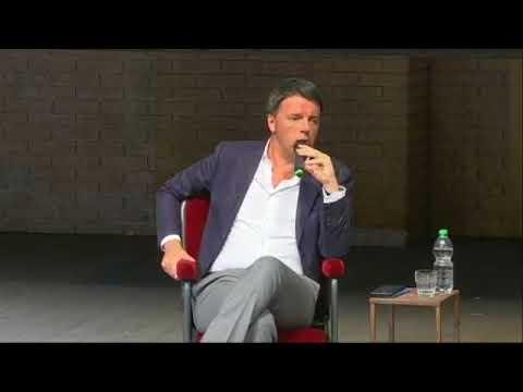 Claudio Cerasa, Direttore de Il Foglio, intervista Matteo Renzi