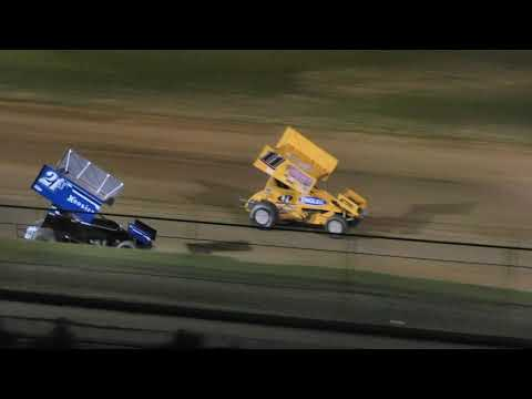 9 14 19 RaceSaver 305 Sprint Car Feature Lincoln Park Speedway