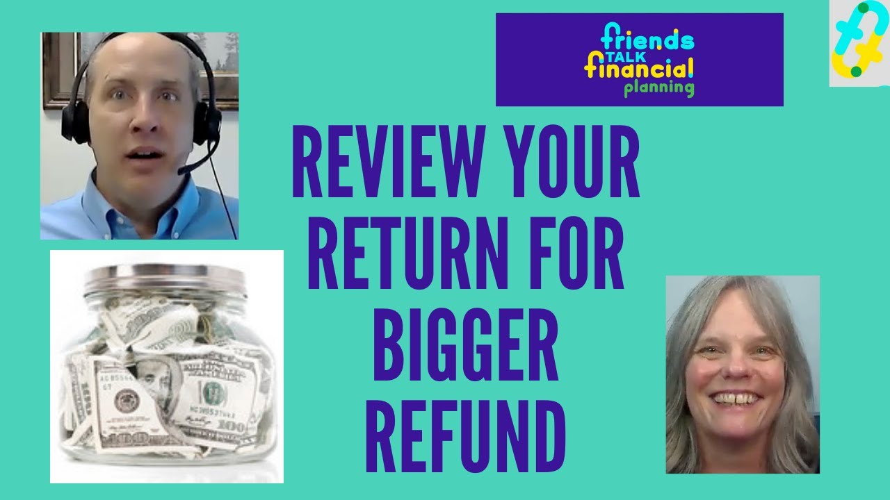Tax Returns Done:  Now What?