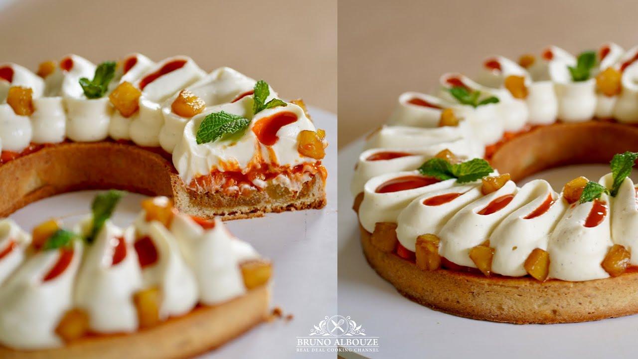 Carrot Pie – Bruno Albouze
