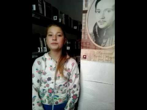 Изображение предпросмотра прочтения – ЕкатеринаИсаева читает отрывок изпроизведения «Мцыри» М.Ю.Лермонтова