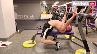 видео Как правильно делать жим лежа? Работа со штангой и другими снарядами для груди