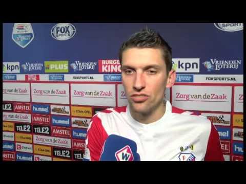 Chris Kum na FC Utrecht - ADO Den Haag