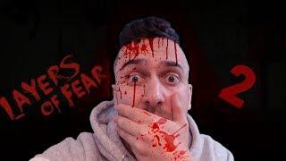 לייב אימה! התקפי לב ופחד בפעם המי יודע כמה   Layers of fear 2