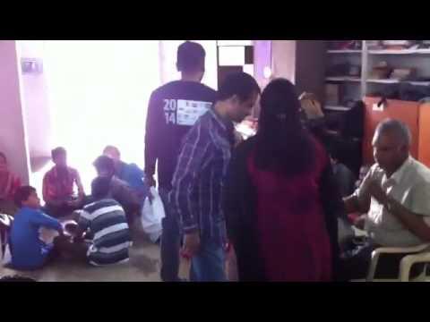 Hyderabad Employees Visit PSS Trust