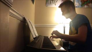 """Bastille - """"Things We Lost in the Fire"""" (Piano Cover)"""