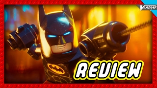 Lego Batman Movie REVIEW!
