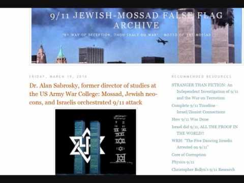 The Ugly Truth (9-11 MOSSAD OPERATION) 15MAR2010 part 1 of 5