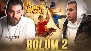 ELRAENN İLE RRAENEE - IT TAKES TWO OYNUYOR #2