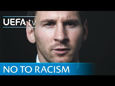 UEFA says NO to racism