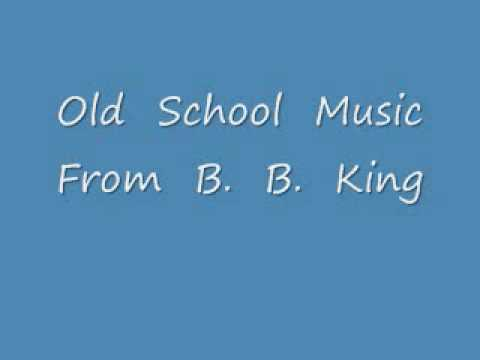 b b king the letter