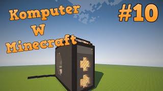Komputer w Minecraft | Pomysł na budowlę [#10]