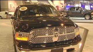 La ripresa delle superauto americane al Washington Auto Show