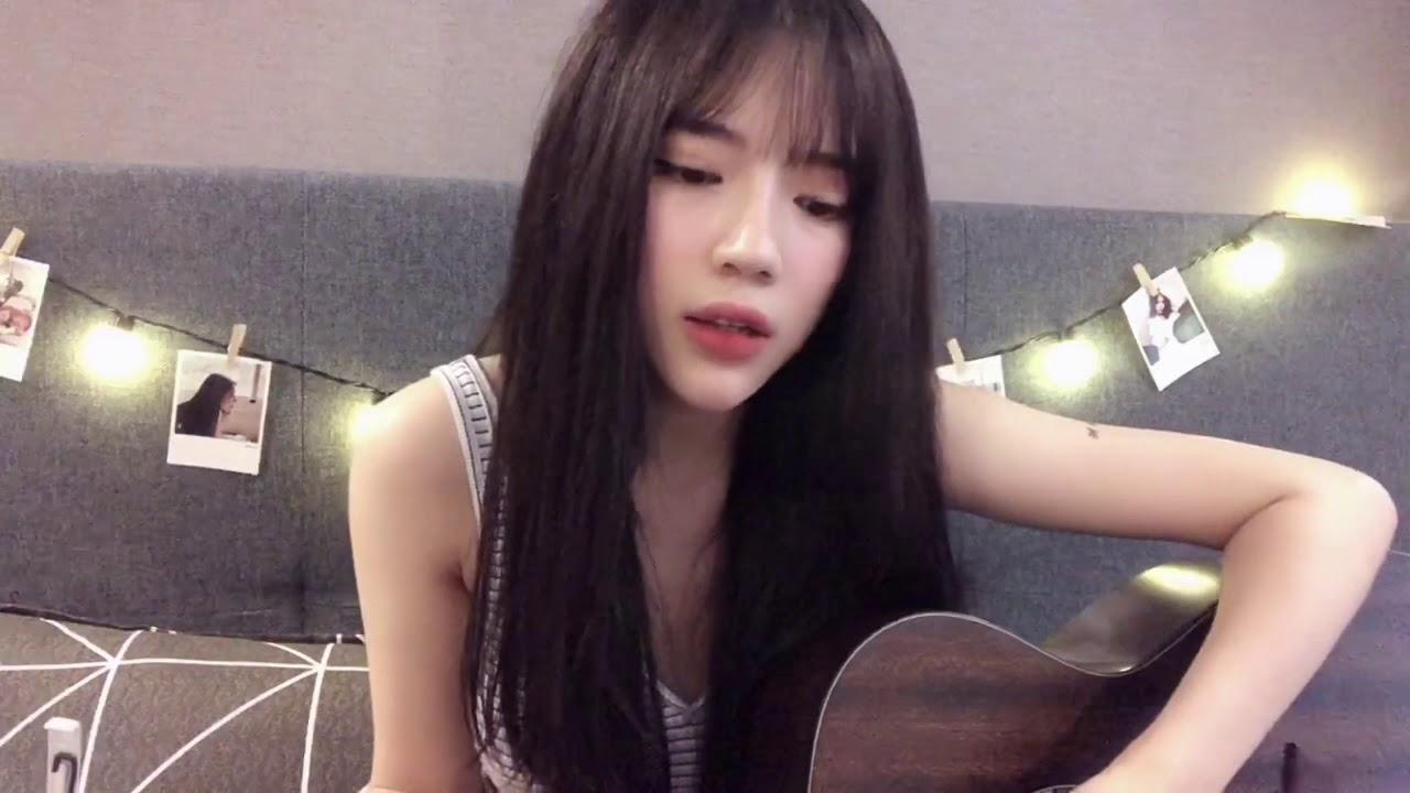 KHÔNG YÊU ĐỪNG GÂY THƯƠNG NHỚ ( LyLy ft Karik) -Acoustic ver by LyLy