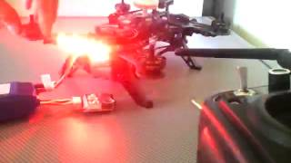 Walkera runner 250 fpv drone quadcopter binding problem