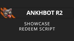[AnkhBot howcase] Redeem Script (Streamlabs Chatbot)
