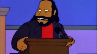 The Simpsons - Larry White (Full)
