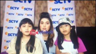 Raya Kity Ciara Brosnan dan Chico Radella Cerita Akting Di Sinetron Cinta Amara SCTV