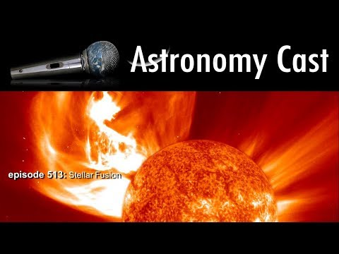 Astronomy Cast Ep. 513:  Stellar Fusion