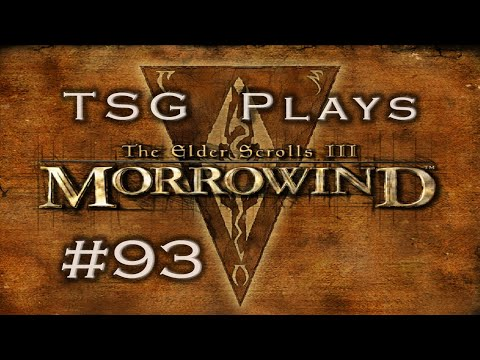 Morrowind: [#93] Who Wants to Live Forever?