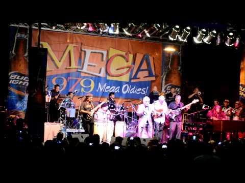 Malo, Chicano Soul Legends Concert, Fresno, California, 09/22/2012