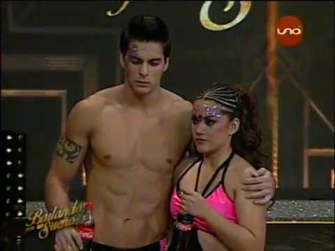 Bailando Caño: Nelson Gutierrez y Lorena Flores